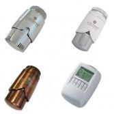 Głowice termostatyczne